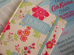 cath kidston diary 2006