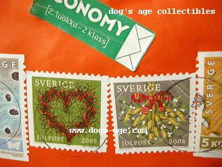 x'mas stamp