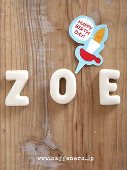 happy birthday zoe!