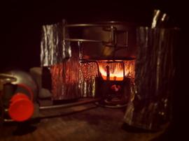 MSR GK stove