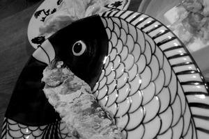 焼き魚と湯葉