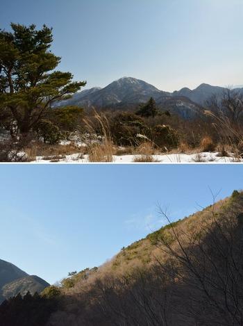 蛭ヶ岳 袖平山