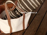 harry barker bed roll+bean tote