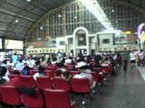 ファランポーン駅(central sta)