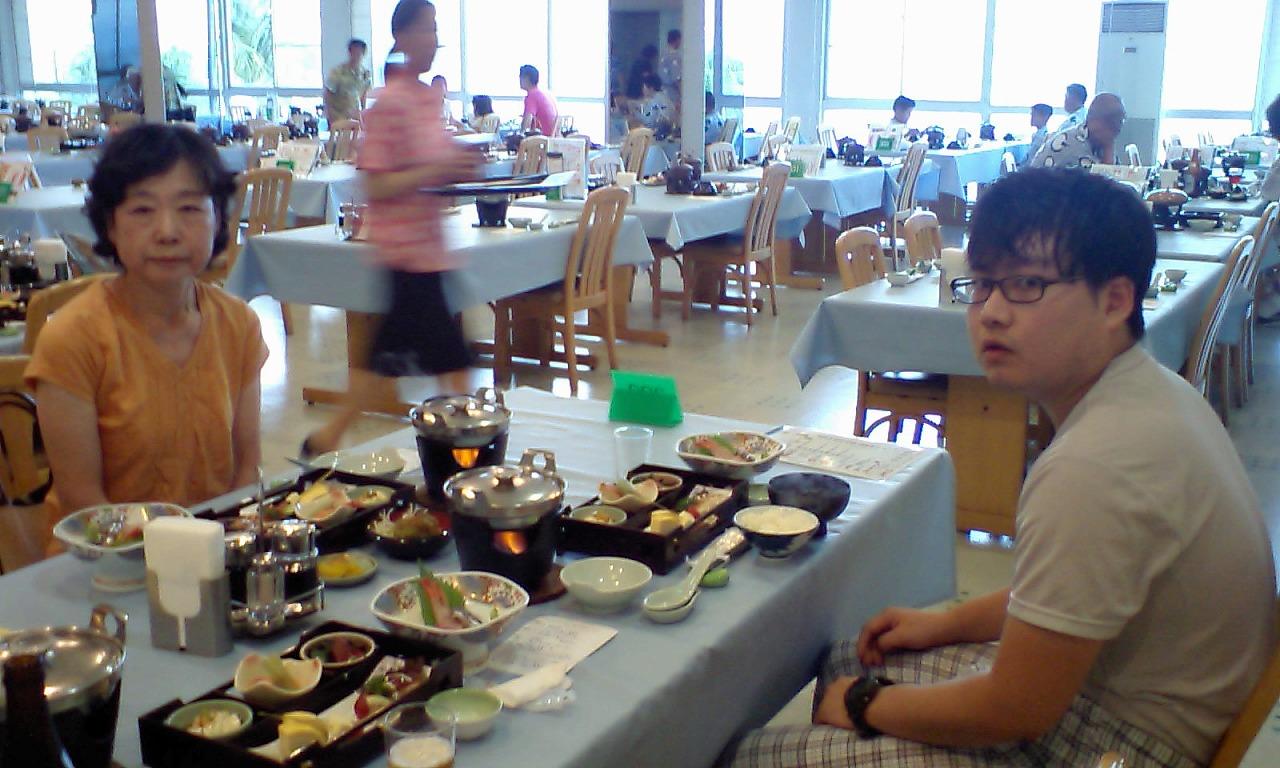 HI3A0171指宿休暇村の朝食
