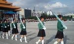 HI3A0059少女の訓練風景