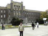 大阪市立博物館、旧軍隊指令本部
