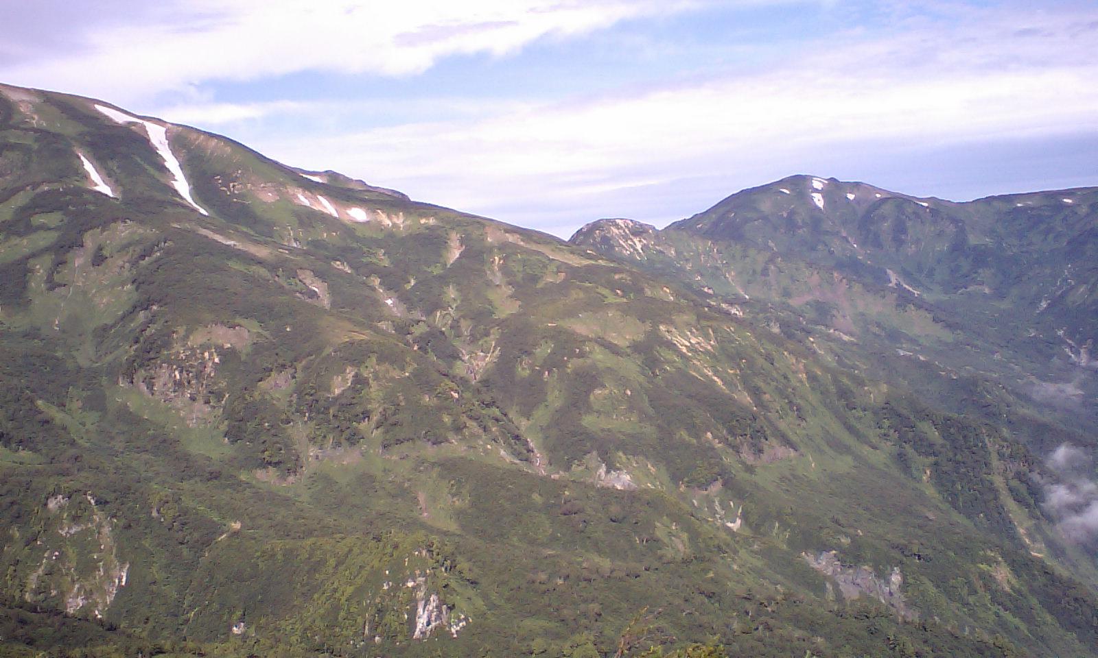 HI3A0033アルプスの山並み