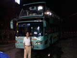 チェンマイ〜バンコク 間の高速バス(外国人向け)