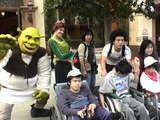 USJ 障害者とスタッフ