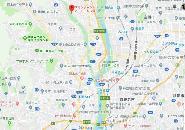 下川入TBG場