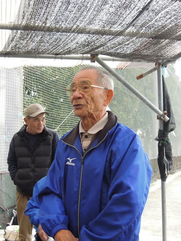 85歳乾さん