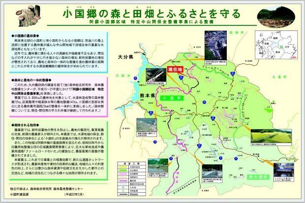 小国農林業用道路
