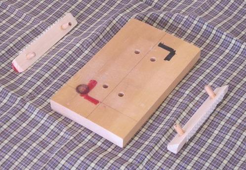 組立式Vブロック工作板−3