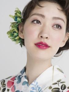 株式会社資生堂「ゆかたファッション&ビューティトレンド2016」