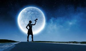 星からのメッセージ・2015年夏は,自分の想いを熱く発信せよ!