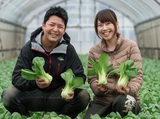 農業専門婚活サイト「Raitai」〜恋の種まき〜