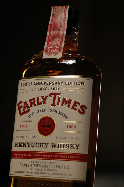 EARLY TIMES 150TH ANNIVERSARY