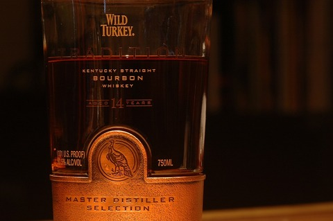 WILD TURKEY TRADITIONAL AGED 14 YEARS