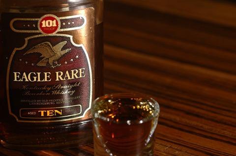 EAGLE RARE AGED TEN YEARS