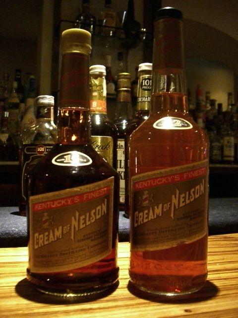 CREAM OF NELSON