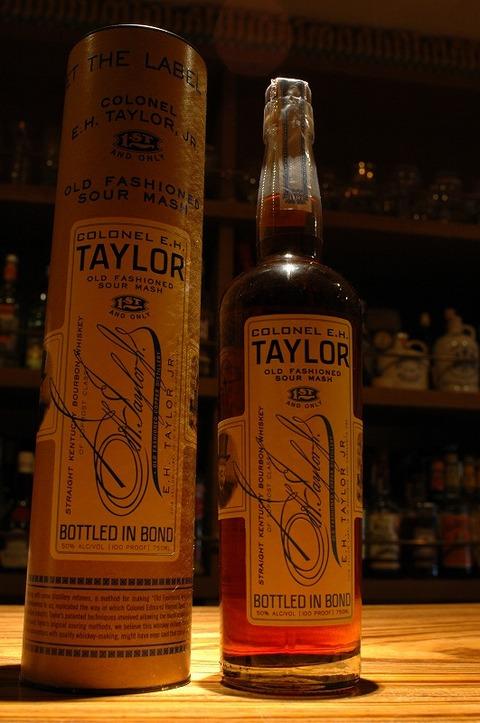 Col. E. H. Taylor Bourbon