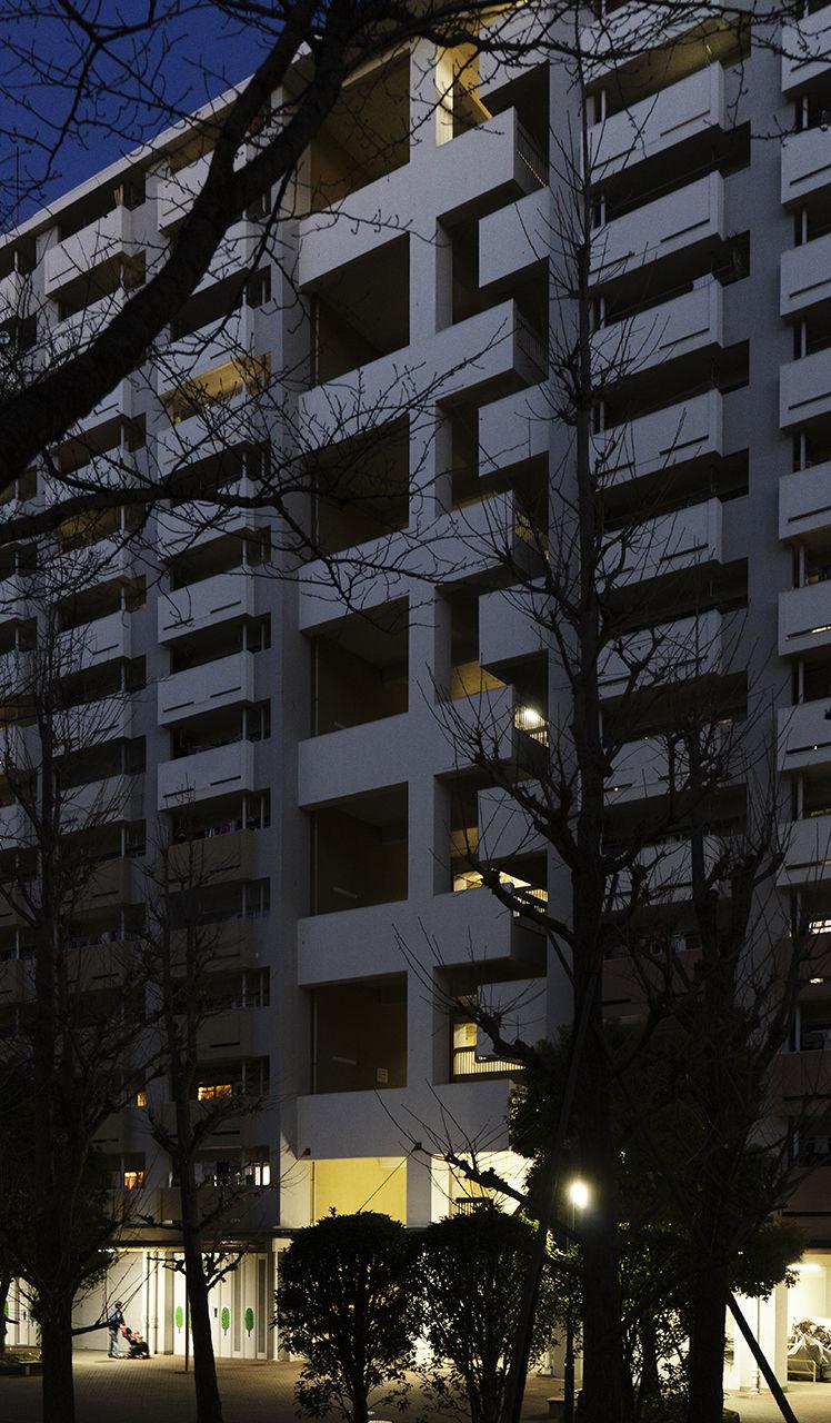 大島六丁目団地① : 団地あんぐる...
