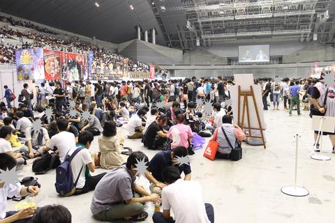 東京ゲームショー、スカイツリー 081-2