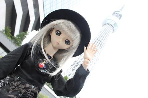 東京ゲームショー、スカイツリー 404