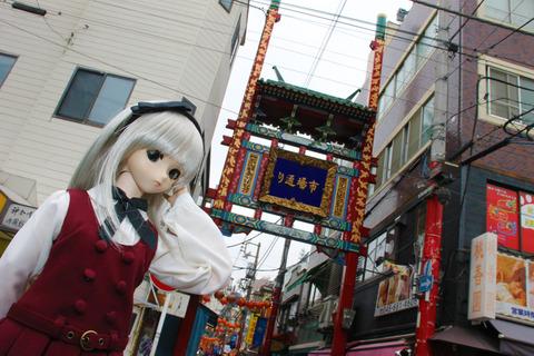 横浜中華街 045-2