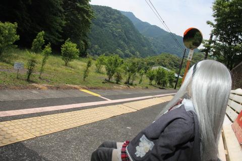 大井川鉄道 166