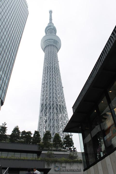 東京ゲームショー、スカイツリー 278
