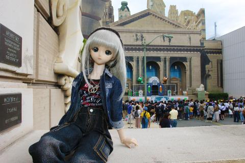 USJ、大阪自然史博物館 100-2