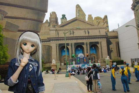 USJ、大阪自然史博物館 066-2