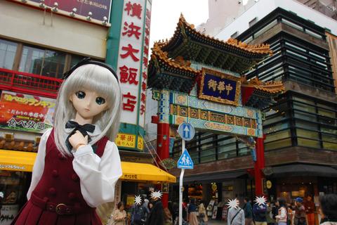 横浜中華街 022-2