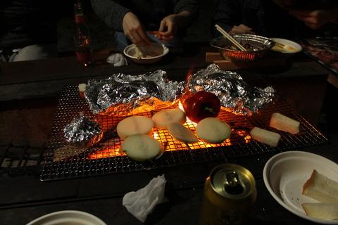 秋キャンプ 154