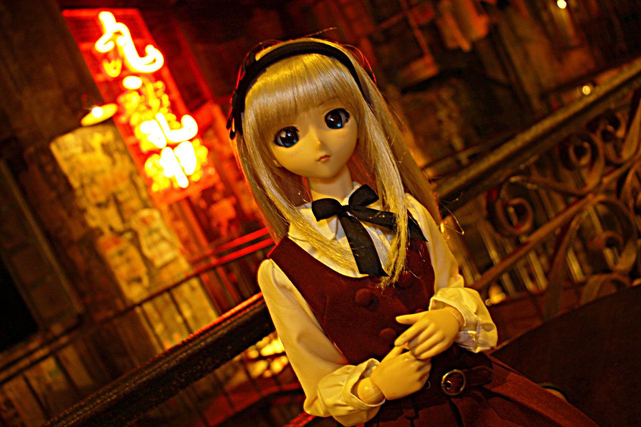 ウェアハウス川崎 人形