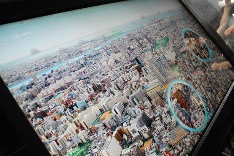 東京ゲームショー、スカイツリー 307