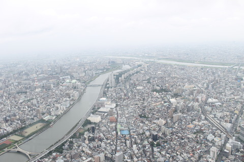 東京ゲームショー、スカイツリー 377