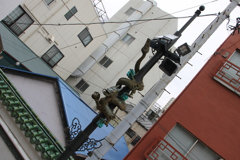 横浜中華街 073