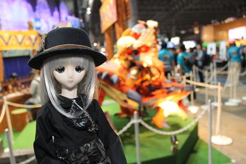 東京ゲームショー、スカイツリー 042