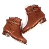 「ジョッパーブーツをカッコ良く、ウチのDDに履かせたい!」 そんなご依頼にお応えしました。― ドルフィードリーム® 向け ドール靴 オーダーメイド。
