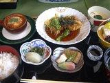 蓬莱荘豆腐御膳