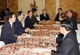 与党の「教育基本法に関する協議会」(2004/1/9)