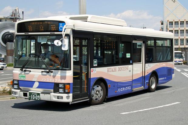 日立電鉄バス