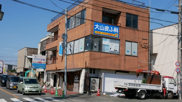 熊本市日吉地区