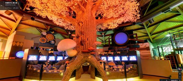 茨城県きのこ博物館