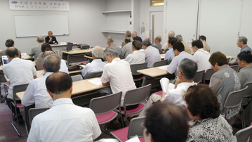 コミュニティネットひたち平成25年度総会