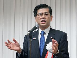石井啓一国土交通大臣