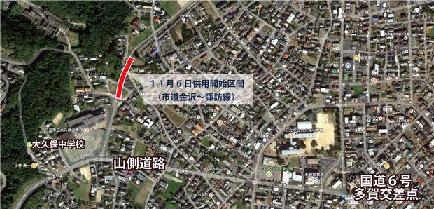 市道金沢諏訪線